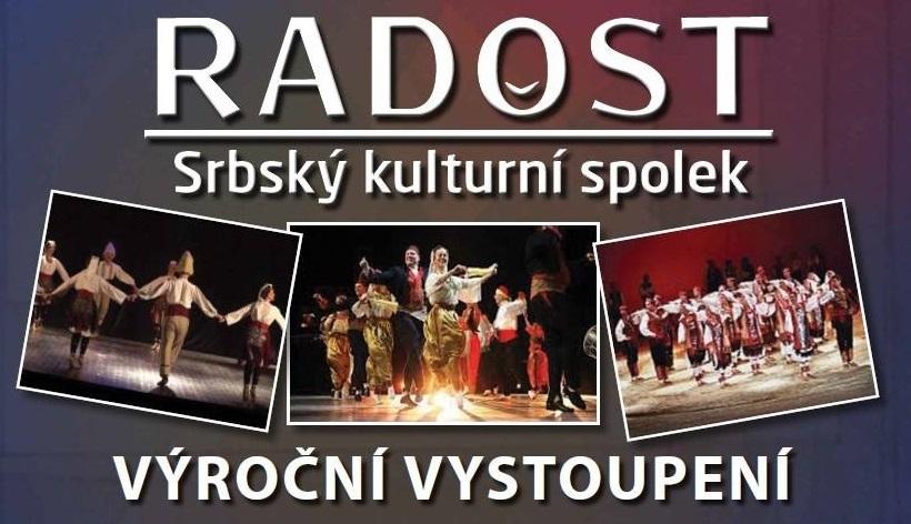 Veliki godišnji koncert! Výroční vystoupení folklorního spolku!